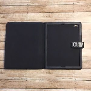 Coach Accessories - Coach Signature Ocelot Print iPad Tablet Case